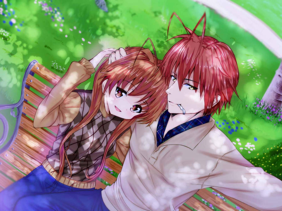 [Image: sanae_and_akio_by_daikazoku63-d5wdtlb.jpg]