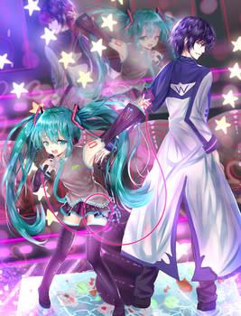 Vocaloid Fanart :D