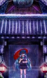 Hatsune Miku - My Saddest Day by Daikazoku63