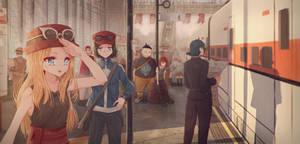 Pokemon Fanart by Daikazoku63