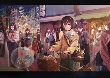 Mirror World by Daikazoku63