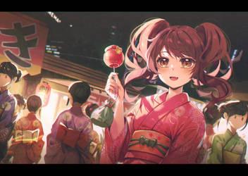 Rise Kujikawa from Persona4 by Daikazoku63