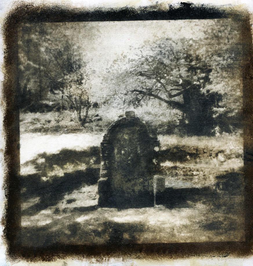 PRINT oilprint 009 by charlesguerin