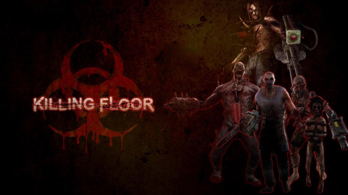 Killing Floor Wallpaper By DremoraValkynaz On DeviantArt
