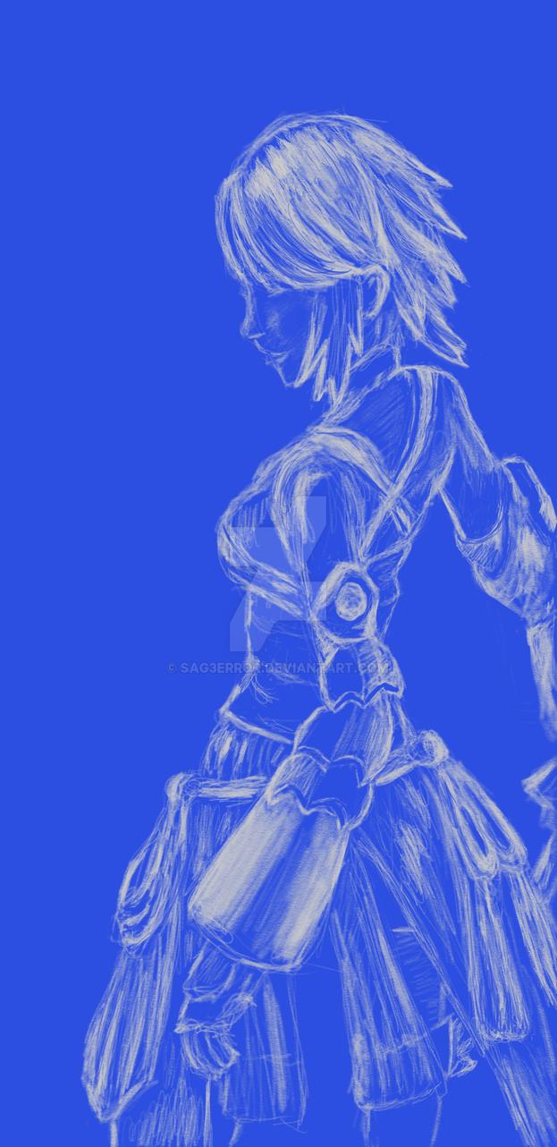 Aqua: Not a Barbie Girl by TacticalError