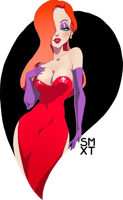 Jessica Rabbit by Smoxt