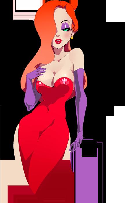 Jessica Rabbit by Smoxt