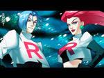 team rocket screenshot redraw
