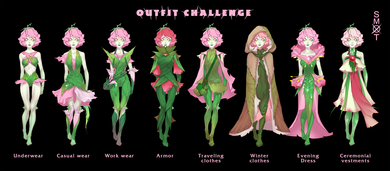 Outfit challenge by Smoxt Outfit challenge by Smoxt