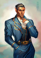 Alexei Vladrov commission 2 by Smoxt