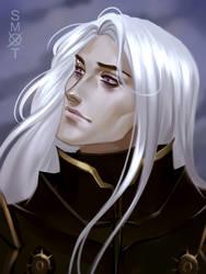 Prince Hastor Sejanus commission by Smoxt