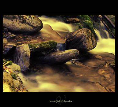 Mountain creek by orchidka