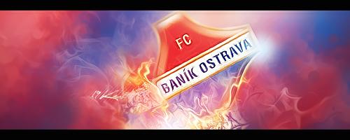 FC Banik Ostrava by orchidka