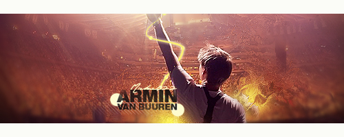 Armin van Buuren by orchidka