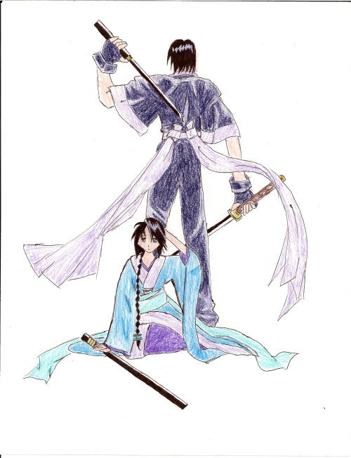 aoshi and misao relationship trust