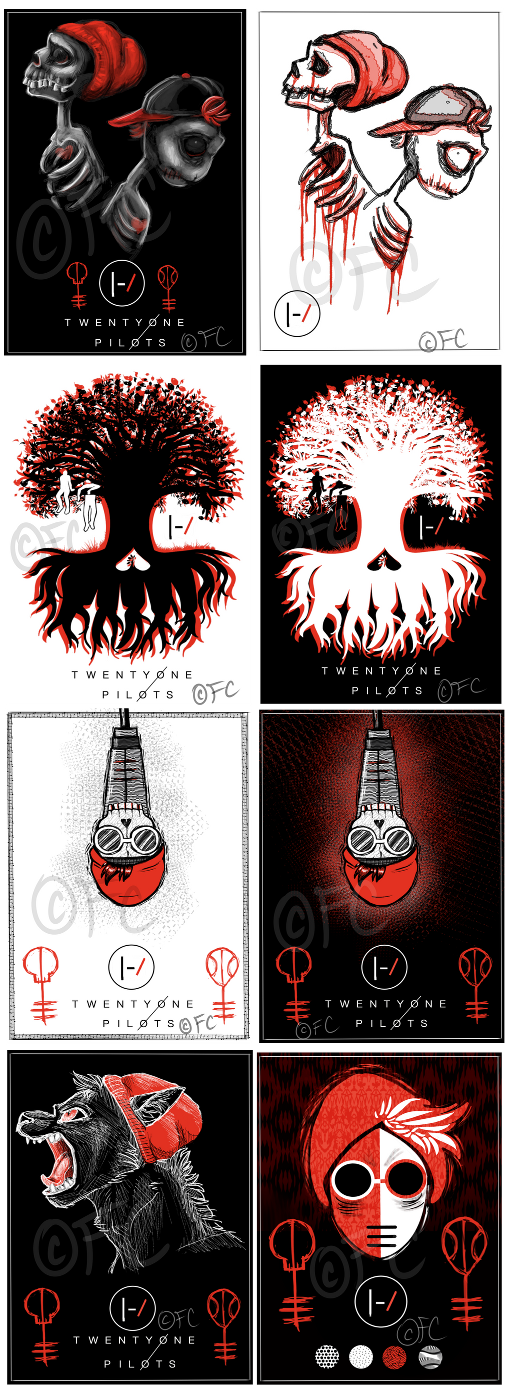 Poster contest entries for twenty one pilots by mickleo on deviantart poster contest entries for twenty one pilots by mickleo biocorpaavc