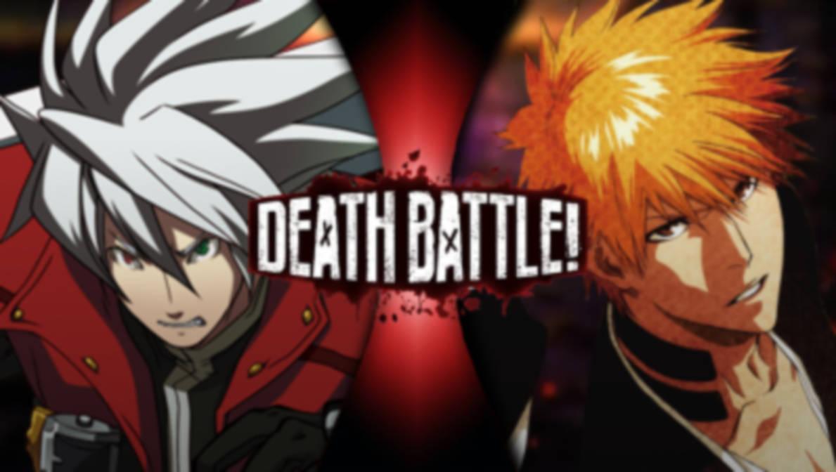 Ragna The Bloodedge vs Ichigo Kurosaki (Prelude) by YangtheInsane on