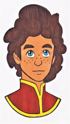 Prince Ezran - The Dragon Prince