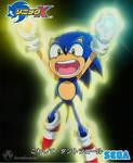 Sonic X SC2 - Emerald Power
