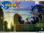 Sonic X Theme for NeoDreamcast