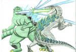 Godzilla vs. Godzilla -OLD-