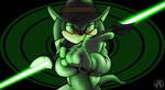 ....that's alotta green....