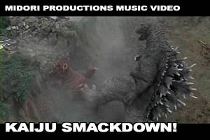 Music Video - Kaiju Smackdown by JustinGreene
