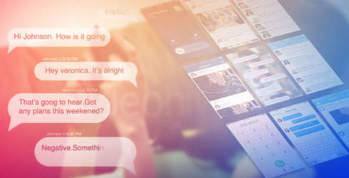 After Effects Messaging and Mobile Communications