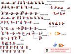 sword mario sprite sheet