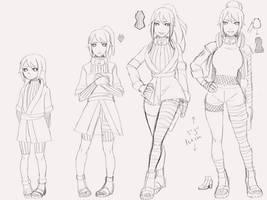 Tomoko update