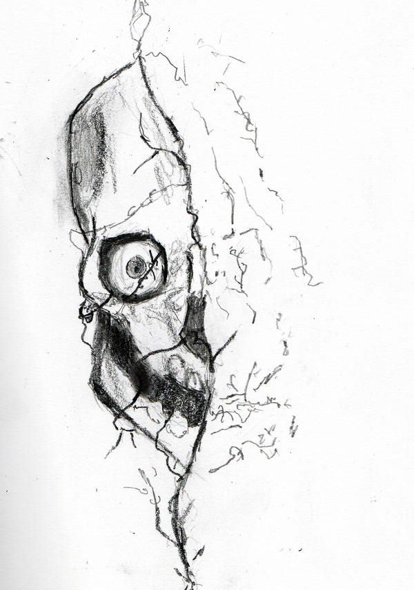 Electric Skull by ravinsilverlock