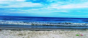 ocean shot by ravinsilverlock