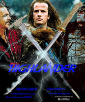 Highlander Poster by ravinsilverlock