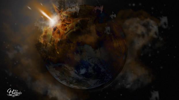 Planet Distruction