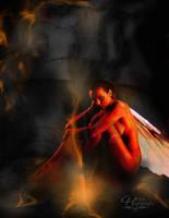 Angel Fairy In Hell by ravinsilverlock