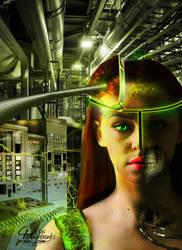 Manufactured Human by ravinsilverlock