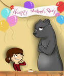 The Wrong Cake (Happy Mother's Day!)