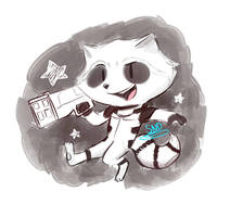 GOTG Request- Random Rocket