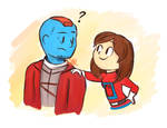 GOTG-Yondu request by SnookieVonPink123