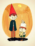 Over the Garden Wall by SnookieVonPink123