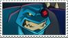 Dark Leo Stamp by DemonicHalfShell