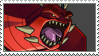 Dark Raph Stamp by DemonicHalfShell