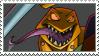 Dark Mikey Stamp by DemonicHalfShell