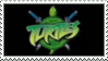 TMNT Stamp by DemonicHalfShell