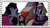SS X BW Stamp by DemonicHalfShell