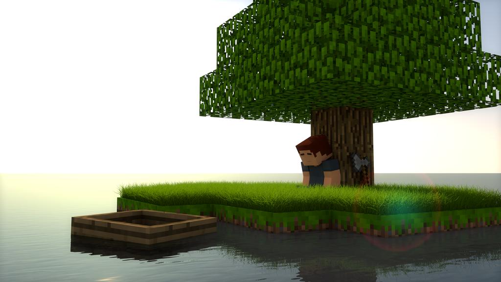 Minecraft 4k Wallpaper [v.1] by PixCraftAnimations on ...