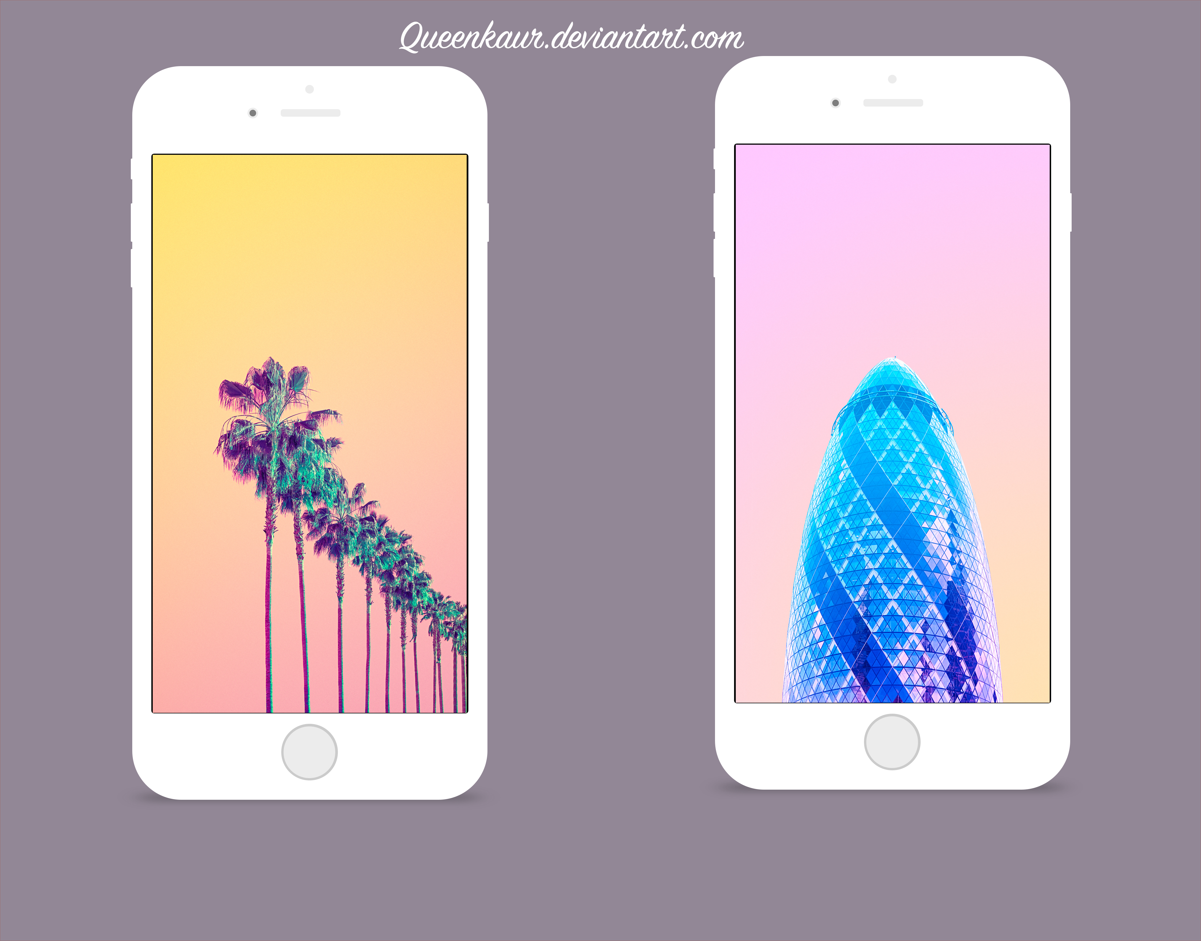 IOS 11 Wallpapers Pack 4 By Queenkaur On DeviantArt