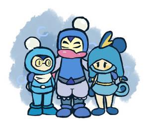 Aquatic bon Family