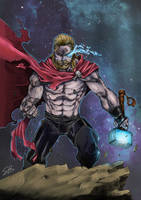 The Mighty Thor by ILBox