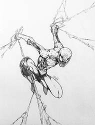 Spiderman by ILBox